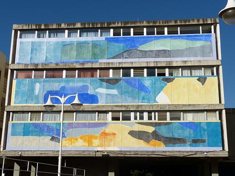 muurschildering 13a