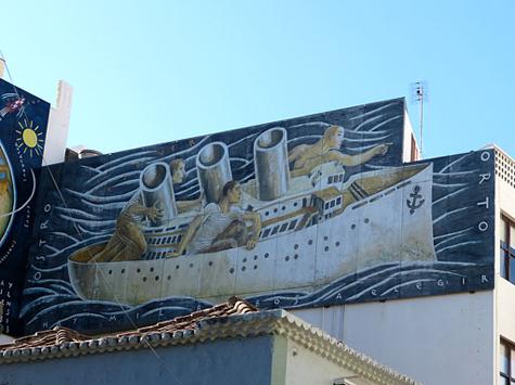 muurschildering 6a