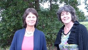 Jacky Pearson en Margo van Vegchel