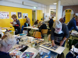 MasterClass figuren in aquarel