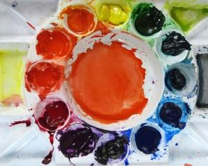 Zo wordt aquarelverf gemaakt