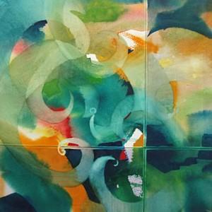 tegels portugal, azulejos Santa Luzia, atelier Van Vegchel