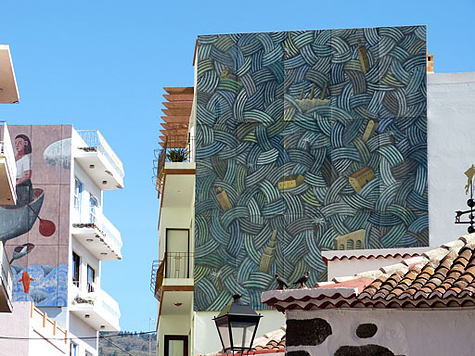muurschildering 10a