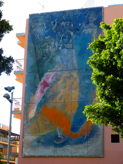 muurschildering 14a