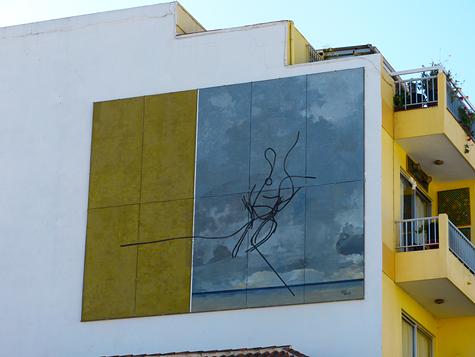 muurschildering 15a