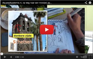video Aquarel Academie