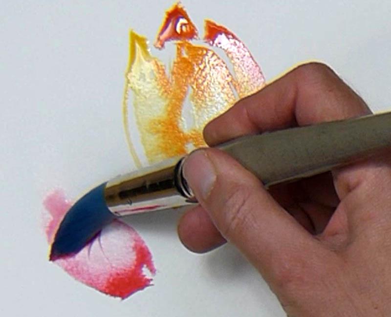 methode 2 - penselen
