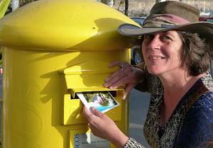 kaart posten